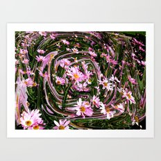 Sunspot Art Print