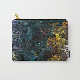 Visions in the Wind Carry-All Pouch