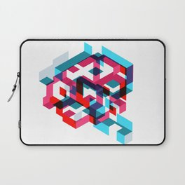 Trying Trying Trying Laptop Sleeve