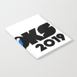 20Books Edinburgh 2019 Notebook