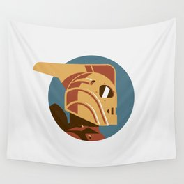 Headgear: Rocketeer Wall Tapestry