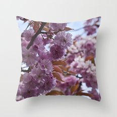 Spring is Near II Throw Pillow