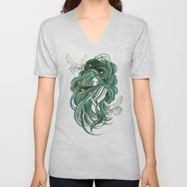Seven Deadly Sins 'Envy' Unisex V-Neck