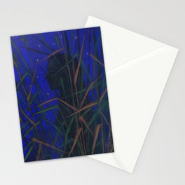 The Night Stationery Cards