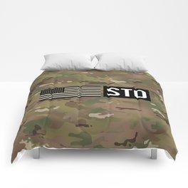 STO (Camo) Comforters
