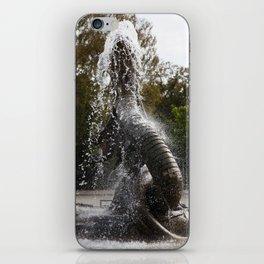 Trelleborg Seeschlangen Brunnen iPhone Skin