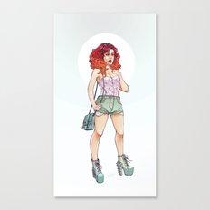 Pamela Canvas Print