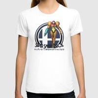 super smash bros T-shirts featuring Samus - Super Smash Bros. by Donkey Inferno