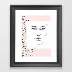 Bryon Framed Art Print