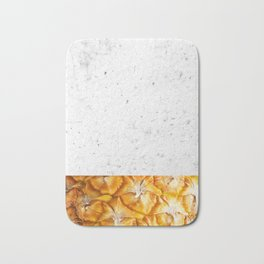 Urban pinapple Bath Mat