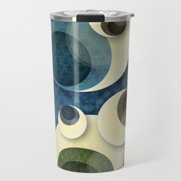 Eyes in the sky Travel Mug