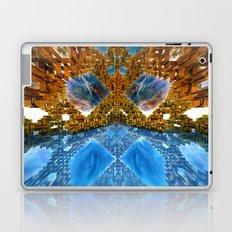 Deco Metro Mirror Laptop & iPad Skin