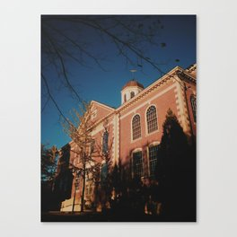 Whaling Museum Canvas Print
