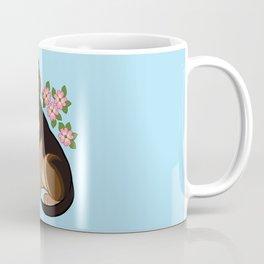 Esther Loves Dogwood Coffee Mug
