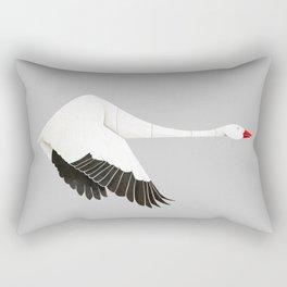 Snow Goose Rectangular Pillow