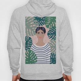 The Tropical Girl Hoody