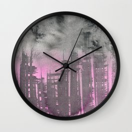Metropol 13 Wall Clock