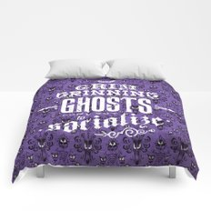 Haunted Mansion - Grim Grinning Ghosts Comforters