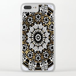 El Dorado III Clear iPhone Case
