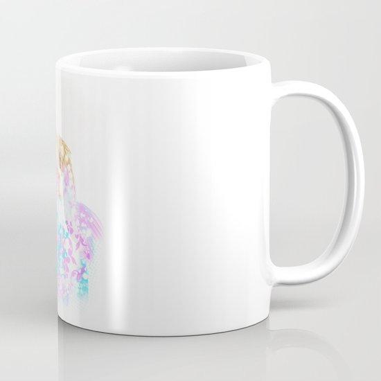 THE BRIGHT SIDE OF AN ANGEL Mug