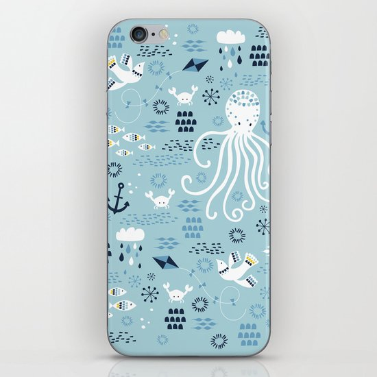 Sea Breeze iPhone Skin