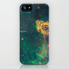 ALTERED Carina Nebula iPhone Case