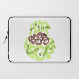 Avacado. Vegan plants base Laptop Sleeve