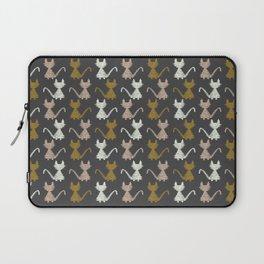 Cat pattern 2 Laptop Sleeve