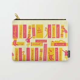 Writers and readers 2 Carry-All Pouch