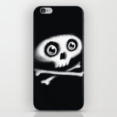 Skull & bones iPhone & iPod Skin