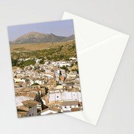 Village espagnol Stationery Cards