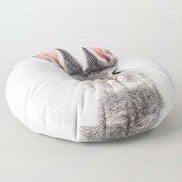 Baby Bunny Floor Pillow