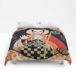 Saint Nicolas of Cage Comforters