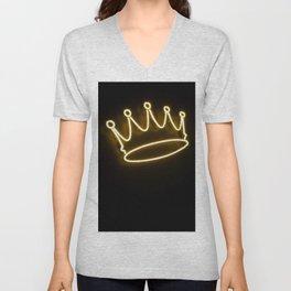 Queen Unisex V-Neck