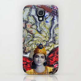 Shiva dreams iPhone Case