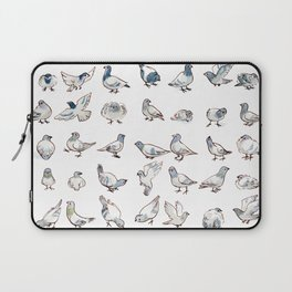 Pigeon Collection Laptop Sleeve