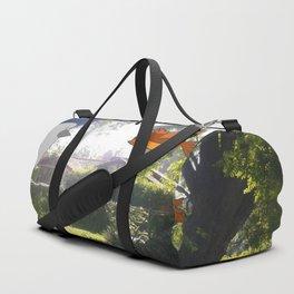 Happy Flying Duffle Bag