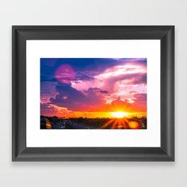 (FLAWda)x2 Framed Art Print