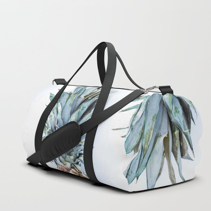 Ananas - Pineapple On A White Background #decor #society6 Duffle Bag