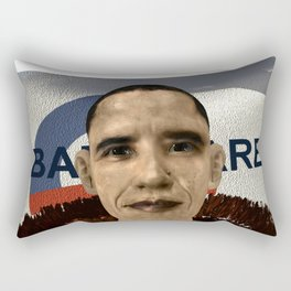 Fly:Give him an Oscar Rectangular Pillow