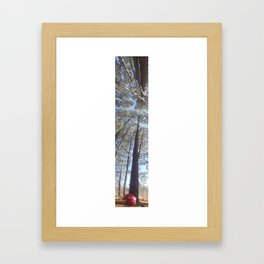 Look Up! Framed Art Print