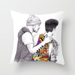 Ziam Love Throw Pillow