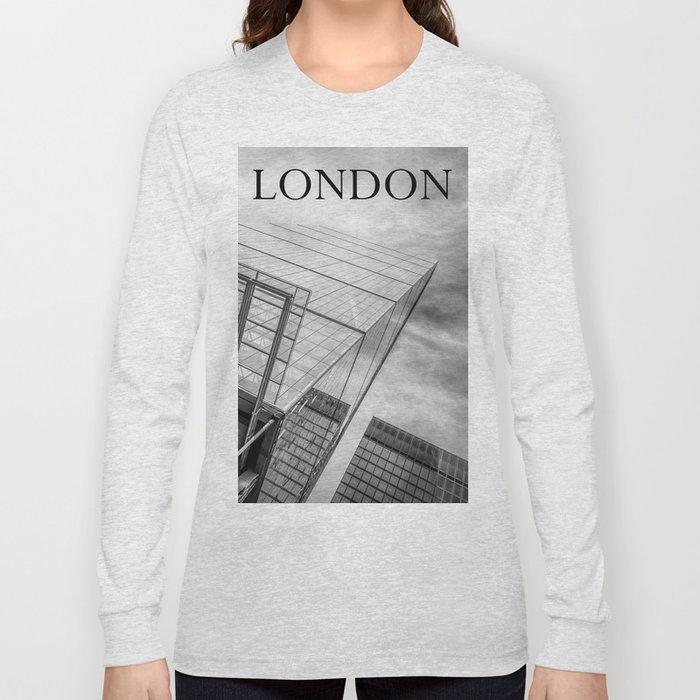 London skyscraper Long Sleeve T-shirt