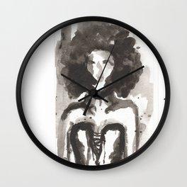Effected Wall Clock