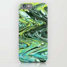 Paper Marbling 02 iPhone 6s Slim Case