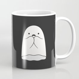 The Horror / Scared Ghost Coffee Mug