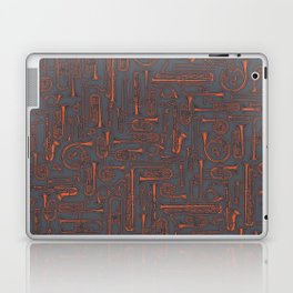 Horns COPPER Laptop & iPad Skin