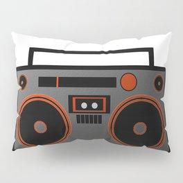 Boombox Pillow Sham