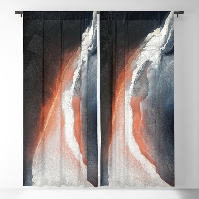 Electric Arches Blackout Curtain