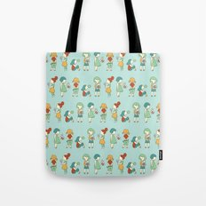 Candy girls Tote Bag